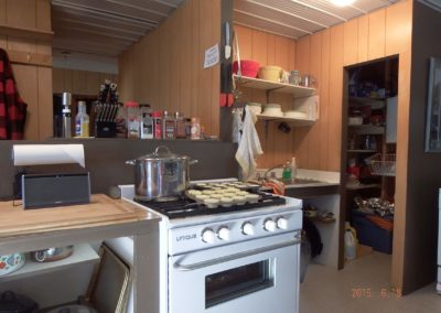 Main Fishing Lodge - Kitchen Area (Mawdsley Lake Fishing Lodge)