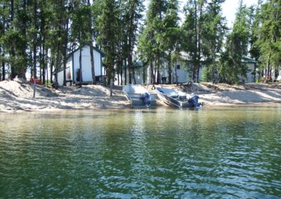 Main Lodge Camp (Mawdsley Lake Fishing Lodge)