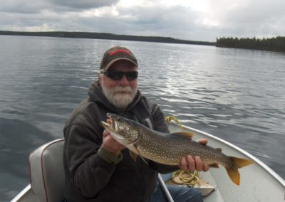 Lake Trout - Northern Saskatchewan Fishing (Mawdsley Lake Fishing Lodge)