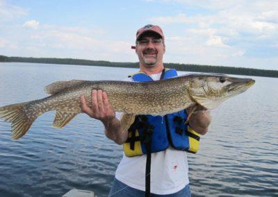 Northern Pike - Northern Saskatchewan Fishing (Mawdsley Lake Fishing Lodge)