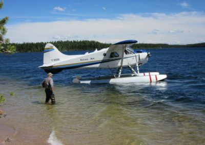 Fly In Float Plane - Northern Saskatchewan Fishing (Mawdsley Lake Fishing Lodge)