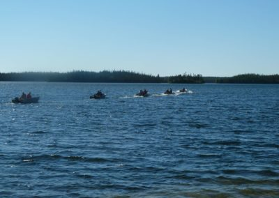Lake Scenery - Northern Saskatchewan Fishing (Mawdsley Lake Fishing Lodge)