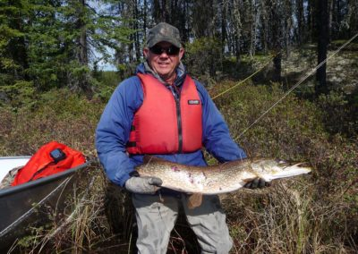 Northern Saskatchewan Northern Pike Fishing