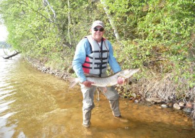 Northern Saskatchewan Northern Pike Fishing